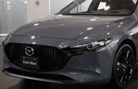 No manual transmission option for upcoming Mazda3 Turbo