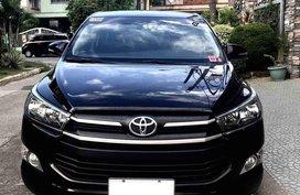 Sell Black 2017 Toyota Innova in Marikina