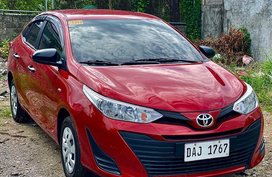 2019 TOYOTA VIOS 1.3 J MANUAL