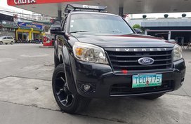 Ford Everest XLT 2011