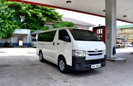 Toyota Hi-Ace Commuter 3.0 2019 MT Super Fresh 988t Nego Batangas Area Manual