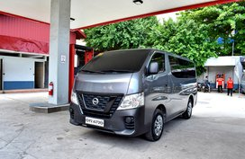 Nissan Urvan NV350 2019 Same As Brand New 948t Nego Batangas area Manual