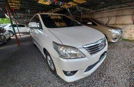 Toyota Innova V 2013
