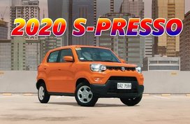 2020 Suzuki S-Presso Entry-Level Lifted Hatchback | In the Metal