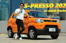 2020 Suzuki S-Presso Review: More than your basic cup of coffee | Philkotse Philippines