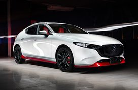 2020 Mazda3 edition100 is a taste of Japan in alluring design execution