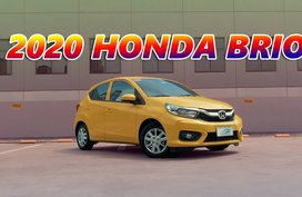 2020 Honda Brio: Not So Mellow for a Canary Yellow | In the Metal