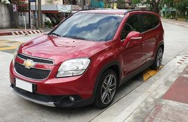Sell Red 2014 Chevrolet Orlando in Muntinlupa