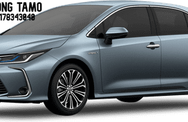2020 Toyota Corolla Altis 1.6G