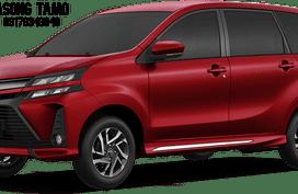 2020 Toyota Avanza 1.3E
