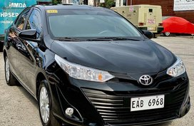 2018 TOYOTA VIOS 1.3 E MANUAL