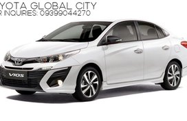 BRAND NEW TOYOTA VIOS 1.3J MT (3 AIRBAGS)