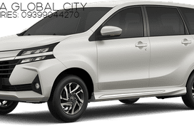 BRAND NEW TOYOTA AVANZA 1.3E AT