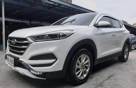 Hyundai Tucson 2017 CRDI Automatic