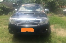 Toyota Hilux Q 2013
