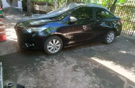 Sell Black 2017 Toyota Vios in Caloocan