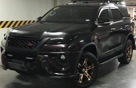 Toyota Fortuner 2017 G
