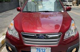 2012 Subaru Outback 3.6 R