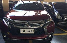 EAZY BUY - 2019 Mitsubishi Montero GLS AT Gas - with Factory Warranty