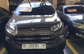 EAZY BUY - 2018 Ford Ecosport Titanium AT