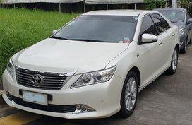 2014 Toyota Camry 2.5G