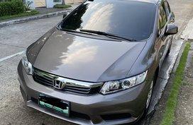 2013 Honda Civic 1.8S