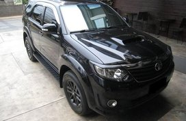 Selling Grey Toyota Fortuner 2014 in Manila