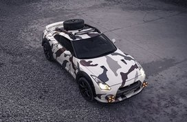 Believe it or not, a Nissan GT-R off-roader called Godzilla 2.0 exists