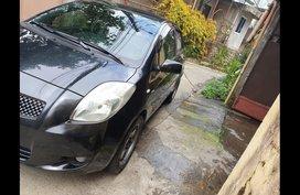 Sell Black 2007 Toyota Yaris in Baguio