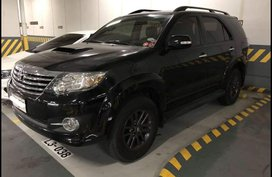 Toyota Fortuner 2015 G
