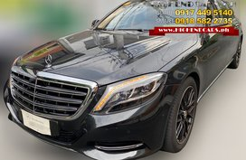 2016 Mercedes Benz S500 Re-priced