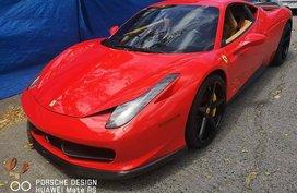 Used 2013 Ferrari 458 Italia Extended Warranty