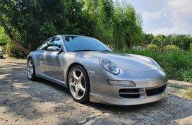Sell Silver 2005 Porsche 911 in Manila