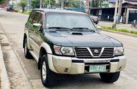 2002 Nissan Patrol 4x2