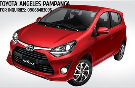 75K ALL IN PROMO! TOYOTA WIGO G AT