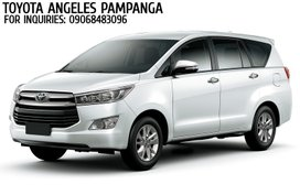 119K ALL IN PROMO! TOYOTA INNOVA G DSL AT