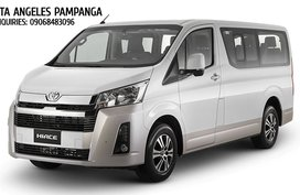 189K ALL IN PROMO! TOYOTA HIACE GL MT 2019