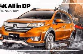 Sell 2020 Honda BR-V in Manila