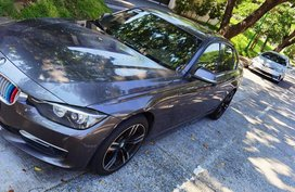 Sell Grey 2015 Bmw 320D in San Juan