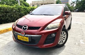 2012 Mazda CX-7 2.5L Automatic Gas