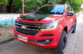 2017 Chevrolet Colorado Z71 4x4