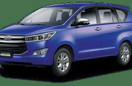 2020 Toyota Innova: 2.8V
