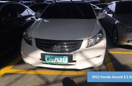 EAZY BUY - 2012 Honda Accord 3.5 AT