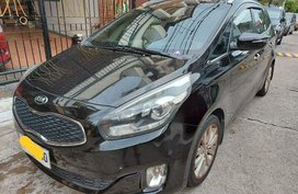 Black Kia Carens for sale in Manila
