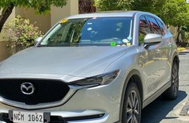 Selling Silver Mazda Cx-5 in Manila