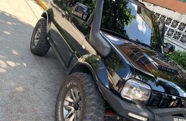 Black Suzuki Jimny for sale in Manila