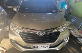 Silver Toyota Avanza for sale in Manila