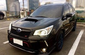 Black Subaru Forester for sale in Quezon City