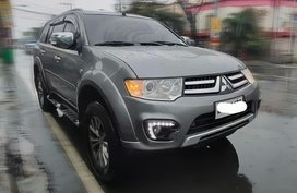 Grey Mitsubishi Montero 2015 SUV / MPV for sale in Santa Rosa
