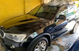 Selling Black Bmw X3 in Quezon City